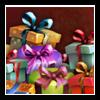 Коробочки с подарками!